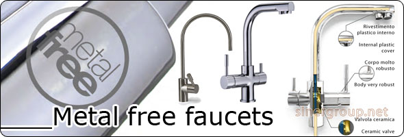 Faucets RO 2 way 3 way 4 way 5 way