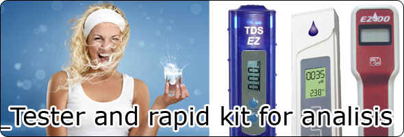 Hardness Tester Water Softeners Reverse Osmosis RO