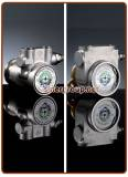 Fluid o Tech AISI 303 stainless steel vane pumps for reverse osmosis 300-400-600-800-1000 lt./h.