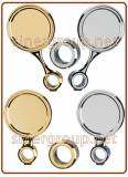 Replacement spacer and badge holders - ABS