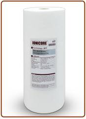 "Ionicore Big Melt blown polypropylene cartridges 10"" - 100 micron (20)"