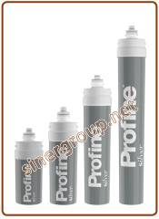 Profine SILVER large antimicrobial replacement filter 45.000lt. - 7lt./min 0,5 micron (6)
